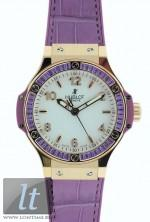 Hublot Big Bang Tutti Frutti  Ladies Purple Watch 361.PV.2010.LR.1905