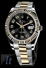 Datejust Rolesor II 116333-72213