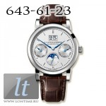 A.Lange and Sohne Saxonia Calendrier Annuel 330.026