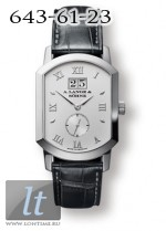 A.Lange and Sohne Grand Arkade (Platinum / Silver / Leather) 106.025