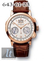 A.Lange and Sohne DATOGRAPH (18kt Pink Gold / White) 403.031