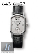 A.Lange and Sohne Arkade (Platinum / Silver / Leather) 103.025