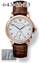 A.Lange and Sohne 1815 Automatik (18kt PG / Silver) 303.032