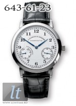 A.Lange and Sohne 1815 Up and Down (Platinum / White) 221.025