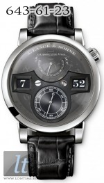 "A.Lange and Sohne Lange Zeitwerk ""Luminous"" Limited Edition 100 140.035"