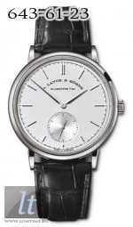 A.Lange and Sohne Saxonia Automatik 380.026