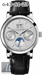 A.Lange and Sohne Saxonia Annual Calendar 330.025