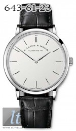 A.Lange and Sohne Saxonia Ultra Thin 211.026