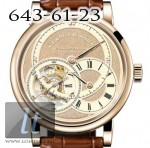 "A.Lange and Sohne Pour le Murite ""Handwerkskunst"" Limited Edition 15 761.050"