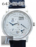 A.Lange and Sohne Lange 1 Time Zone Limited Edition 100 116.026