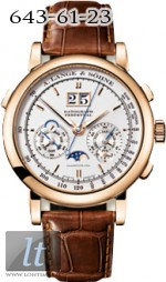 A.Lange and Sohne Datograph Perpetual 410.032