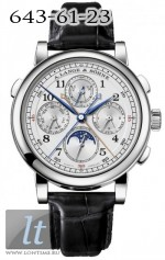 A.Lange and Sohne Rattrapante Perpetual Calendar 421.025