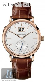 A.Lange and Sohne Outsize Date 308.047