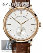 A.Lange and Sohne Saxonia Automatik Rose Gold 380.032