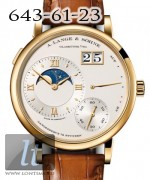 A.Lange and Sohne Grande Lange 1 Moon Phase Yellow gold 2014 139.021