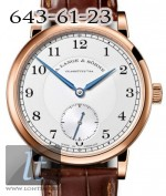 A.Lange and Sohne 1815 Pink gold  (2014) 235.032