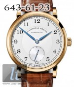 A.Lange and Sohne 1815 Yellow gold (2014) 235.021