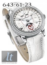 Blancpain Women's Collection Moon Phase 3363-4544-55B
