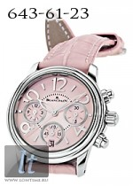 Blancpain Women's Collection Flyback chrono 3485F-1141-97B