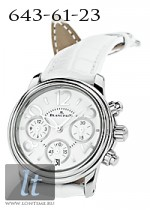 Blancpain Women's Collection Flyback chrono 3485F-1127-97B