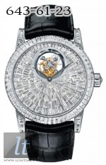 Blancpain Specialites Tourbillon Diamants 2926-5222-55B