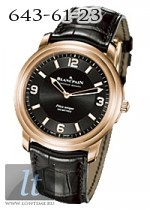 Blancpain Leman Minute repeater Limited Edition 2835-3630-55B