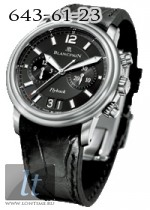 Blancpain Leman Flyback Chrono