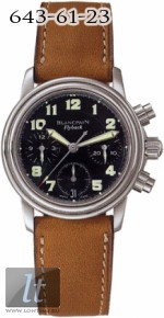 Blancpain Leman Flyback Chronograph 2385f-1130-63b