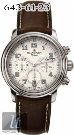 Blancpain Leman Flyback Chronograph 2185f-1142-63b