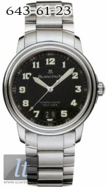 Blancpain Leman Ultra Slim Automatic Big Date 2150-1130m-71