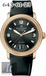 Blancpain Leman Ultra Slim Automatic Big Date - 40mm