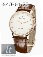 Blancpain Villeret Minute Repeater Limited edition 6033-3642-55B