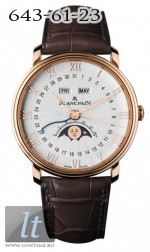 "Blancpain ""Re-imagined"" Villeret Moon Phase 6664-3642-55B"