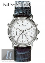 Blancpain Villeret Split-seconds chrono 1186-3427-55
