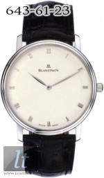 Blancpain Villeret Ultra Slim Automatic - 40mm 4053-1542-55b
