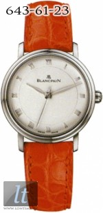 Blancpain Villeret Ultra Slim Ladies Automatic - 29mm 6102-1127-95