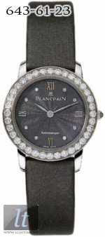 Blancpain Villeret Ultra Slim Ladies Automatic - 26.5mm 0096-192an-52