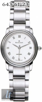 Blancpain Ultra Slim Ladies Automatic - 26.5mm 0096-1127-71
