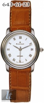 Blancpain Villeret Ultra Slim Ladies Automatic - 26.5mm 0096-1127-55