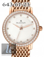 Blancpain Ultraplate Rose gold 2013 6102-2987A-MMB