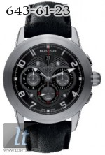 Blancpain Flyback Chronograph Limited Edition 275 560STC-11B30-52B
