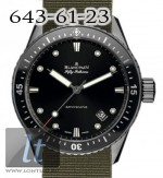 Blancpain Fifty Fathoms Bathyscaphe 2013 5000-12C30-NAKA