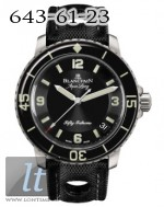 Blancpain Tribute to Fifty Fathoms Aqua Lung Limited Edition 500 5015C-1130-52B