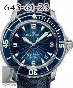 Blancpain Fifty Fathoms Date and Seconds 5015D-1140-52B