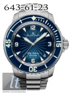 Blancpain Fifty Fathoms Date and Seconds 5015D-1140-71B