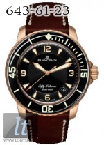 Blancpain Fifty Fathoms Date and Seconds 5015A-3630-63B
