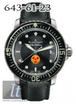 Blancpain Tribute to Fifty Fathoms 5015B-1130-52