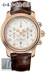 Blancpain Le Brassus Split-Second Flyback Chronograph 4246F-3642-55
