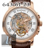 Blancpain Carrousel Repetition Minutes Chronographe Flyback 2013 2358-3631-55B