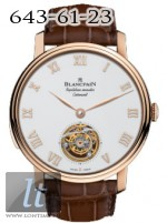 Blancpain Minute Repeater Carrousel Limited Edition 00232-3631-55B